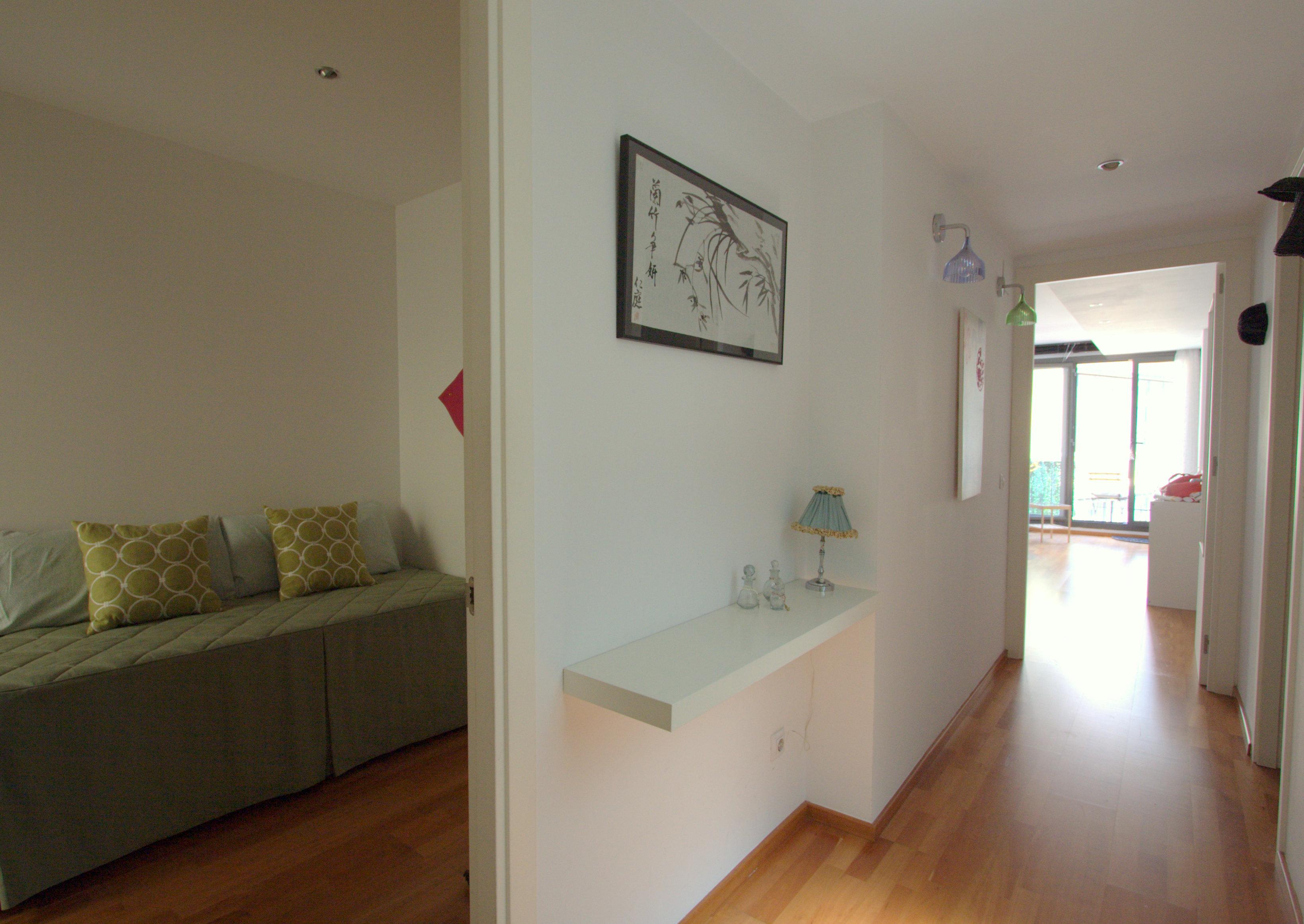 Easyapartmentrental delizioso appartamento di 2 camere for Affitti brevi barcellona